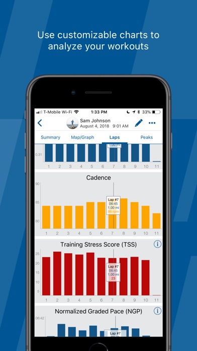 Trainingpeaks review screenshots