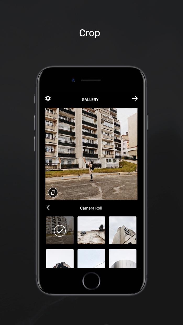 Defqt - camera effects Screenshot