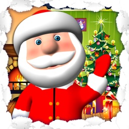 Talking Santa Claus Game