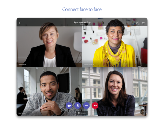 Microsoft Teams Screenshots