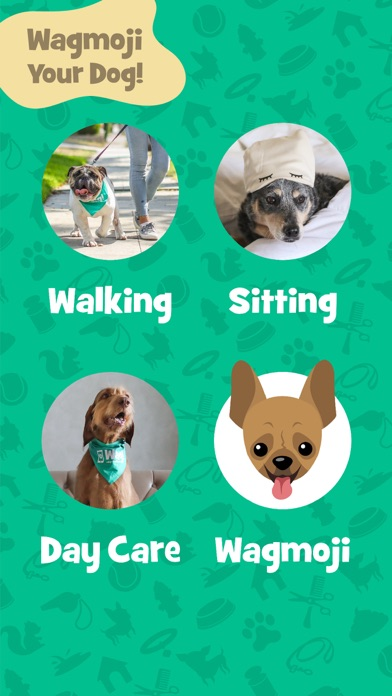 Wag! - Instant Dog Walkers Скриншоты4