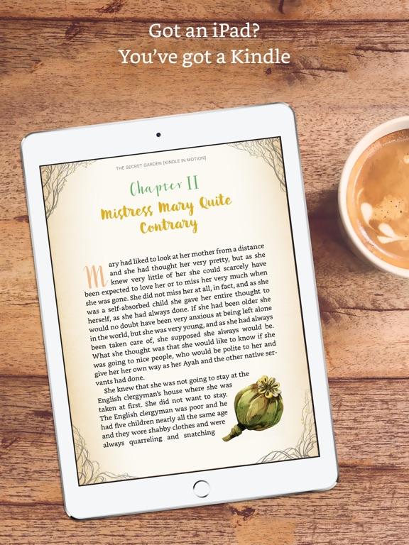 Amazon Kindle Скриншоты7
