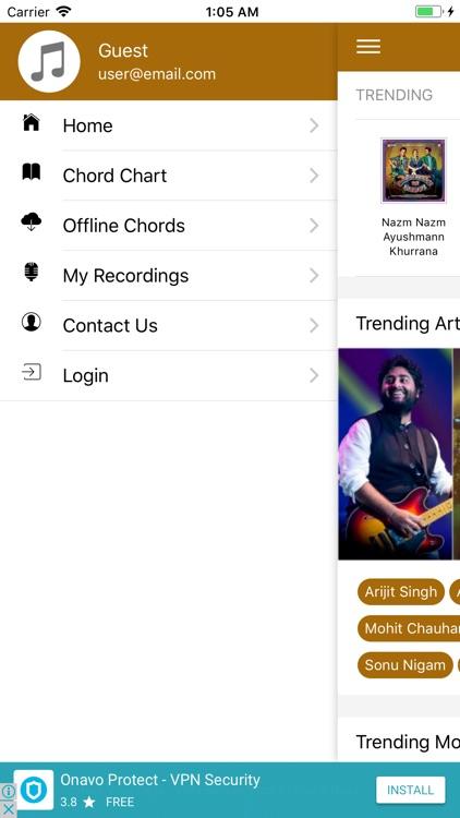 Indian Guitarist screenshot-3