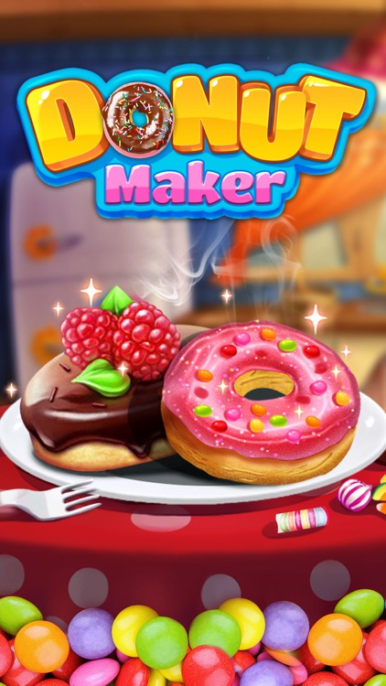 Donut Maker! screenshot-2