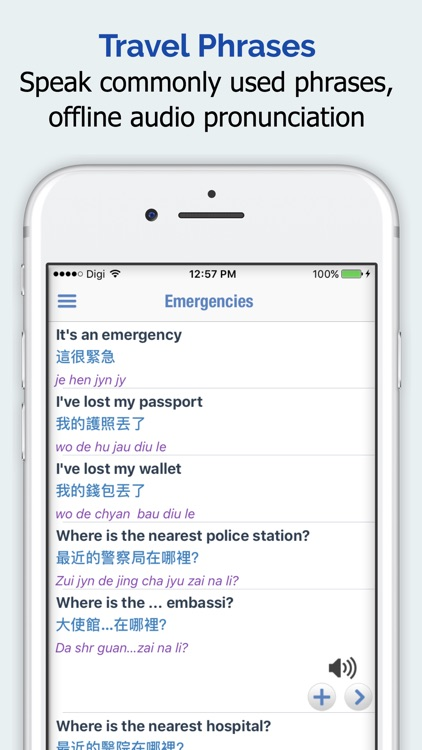 Chinese Traditional Dictionary screenshot-3