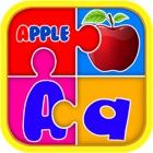 Quebra-cabeça de crianças - Aprenda ABC icon