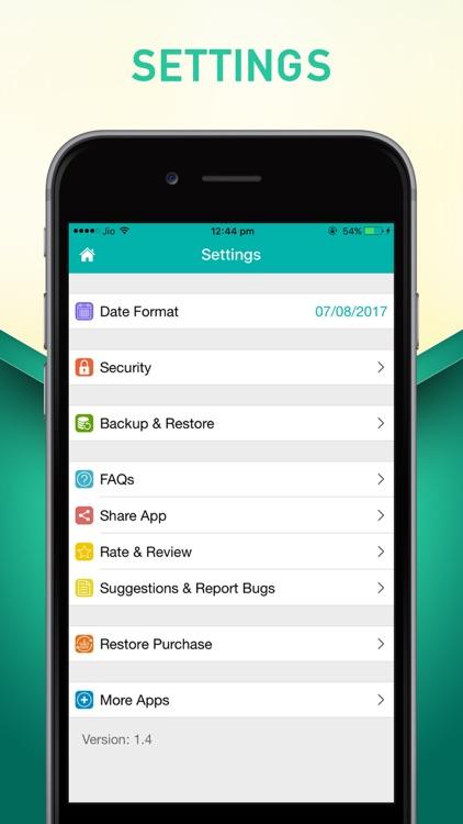 SafexVault screenshot-4