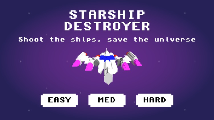 Starship Destroyer VR