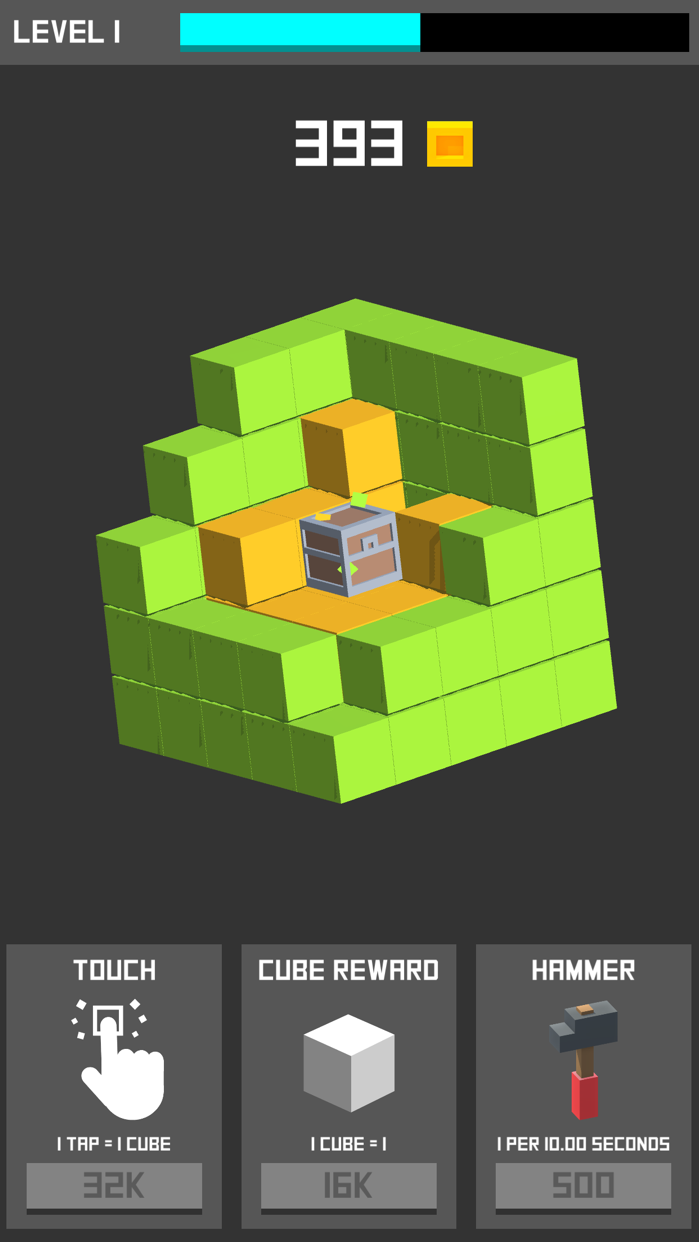 The Cube - What's Inside ? Screenshot