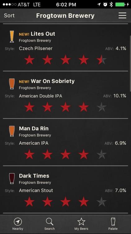 Barly - Beer Menus & Ratings