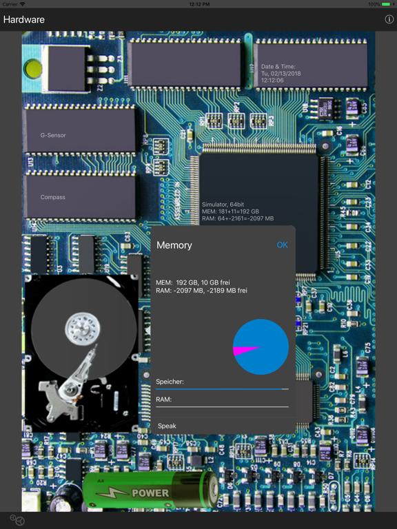 Hardware Inside screenshot 8