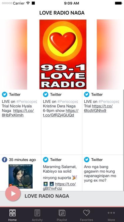 LOVE RADIO NAGA