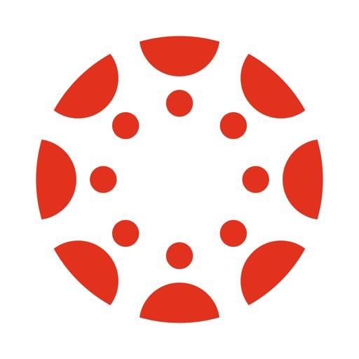 Canvas Student application logo