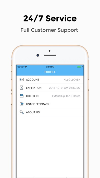 Screenshot for RippleVPN - Unlimited Proxy in United Arab Emirates App Store