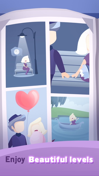 A Maze In Love: Puzzle Game screenshot-3