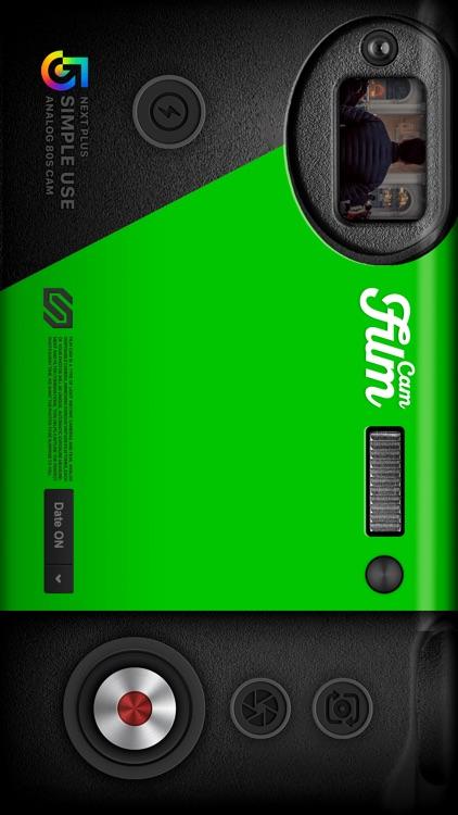 Film Cam - disposable camera