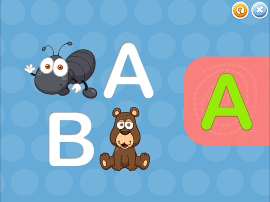Kids ABC Games 4 toddlers boys screenshot 6