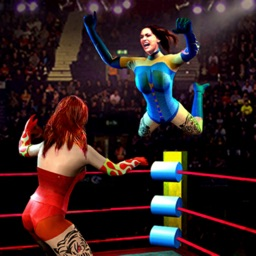 Girl Wrestling Superstar War