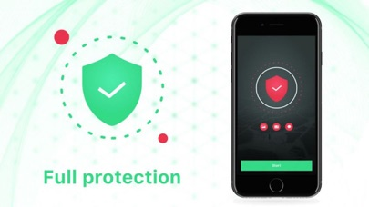 Protection Mobile Data App Screenshots