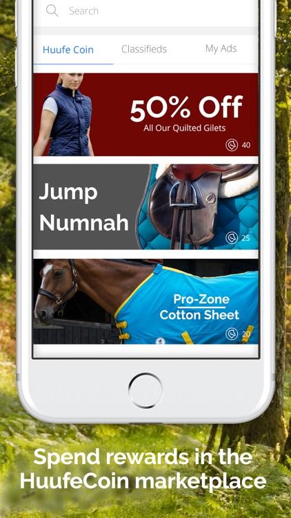 Huufe: The Horse Riders App