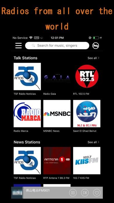 Zango Offline Music Mate app image