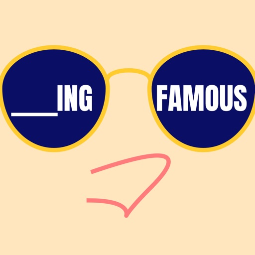 Blanking Famous