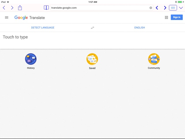 BrowserX3 Screenshot