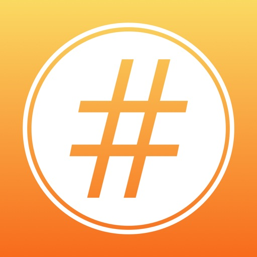 Hashtag Helper for Instagram iOS App