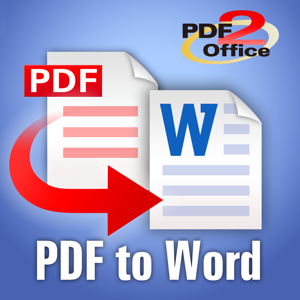 PDF to Word by PDF2Office app