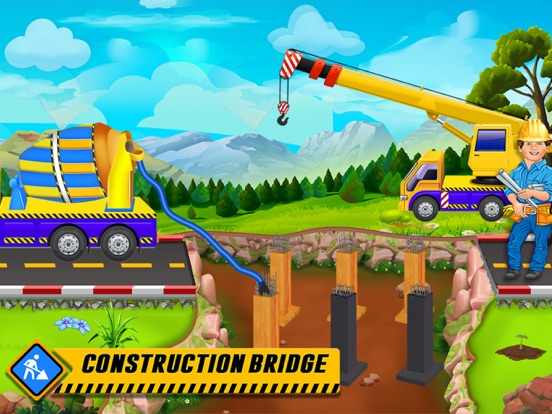 Little Builder - Building game screenshot 8