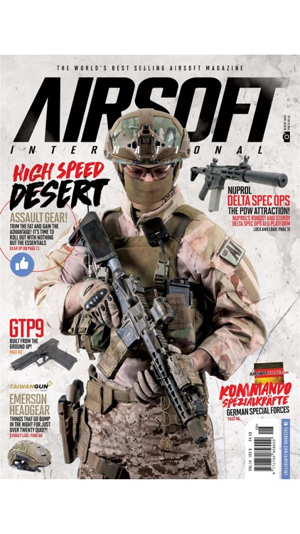 Airsoft International Magazine screenshot-0