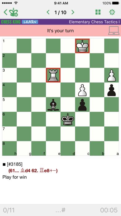 点击获取Elementary Chess Tactics I
