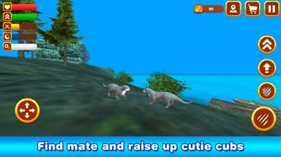 Otter Simulator: Sea Animal Survival 3D screenshot three