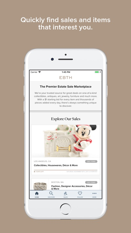 EBTH - Shop Estate Sales screenshot-0