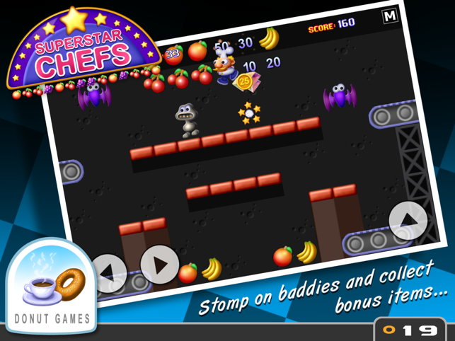 ‎Superstar Chefs Screenshot