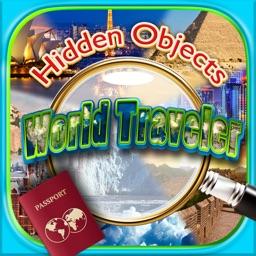 Hidden Objects: World Traveler NYC, Rome, London