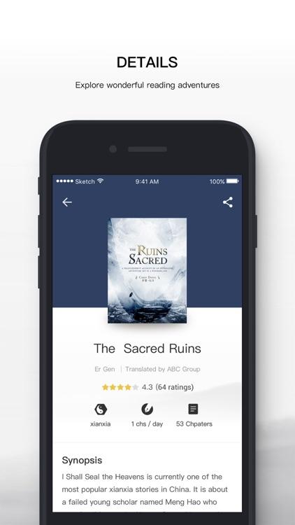 Webnovel - Best Novels Reader