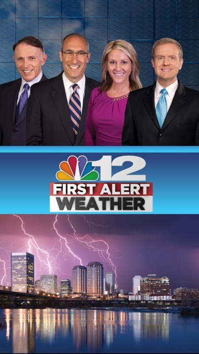 NBC12 First Alert Weather for Windows