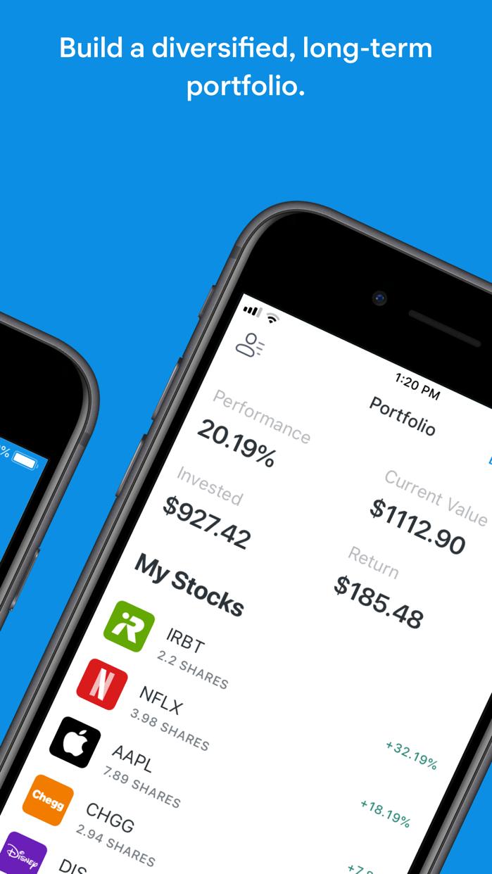 Invest: Stock Market Investing Screenshot