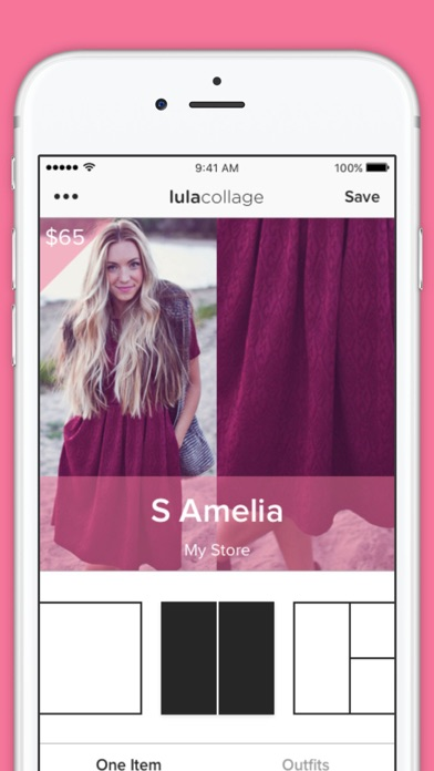 LaCollage app image