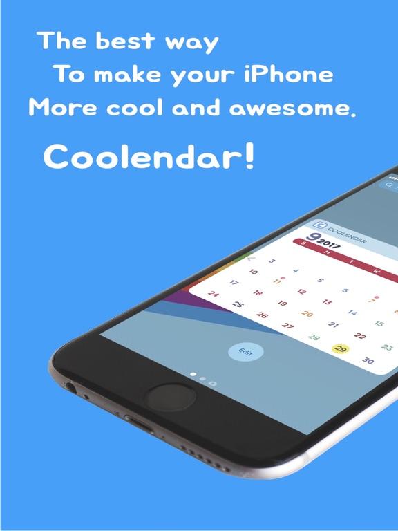 Coolendar - Widget Calendar screenshot 4