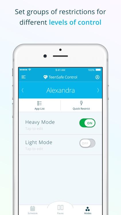 TeenSafe Control screenshot-3