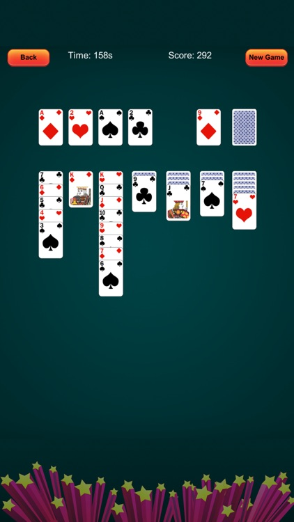 Klondike: Solitaire Card Game screenshot-3