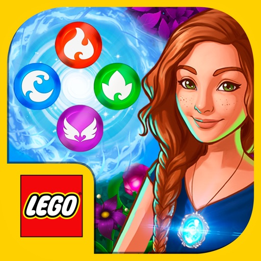 LEGO® Elves Puzzle Game icon