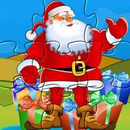 Santa Puzzles: Christmas Games