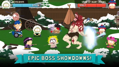 South Park: Phone Destroyer™ screenshot 5