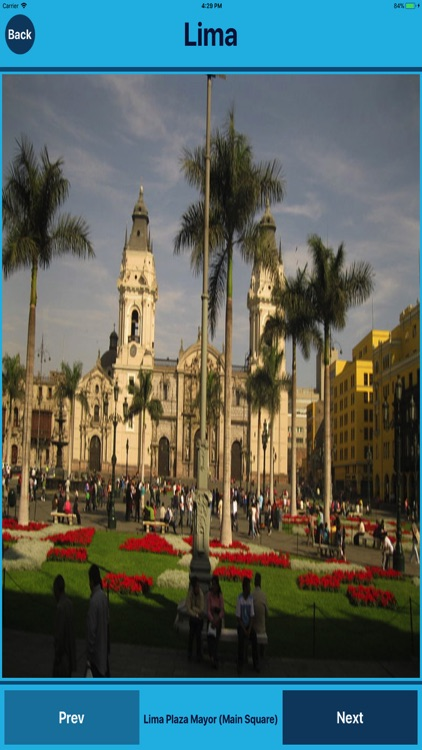 Lima Peru Tourist Places screenshot-4