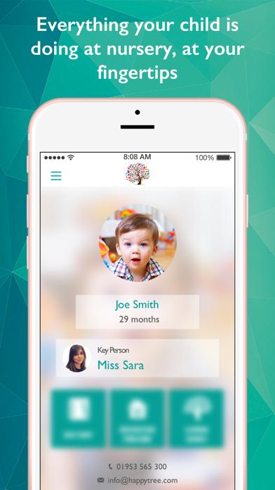 Blossom Parent App screenshot three