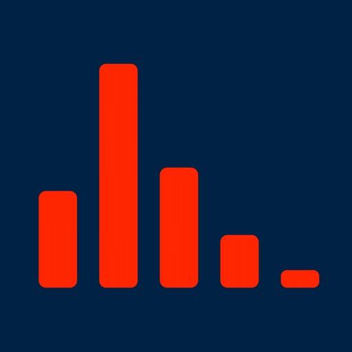 Precision Spectrum Analyzer iOS App