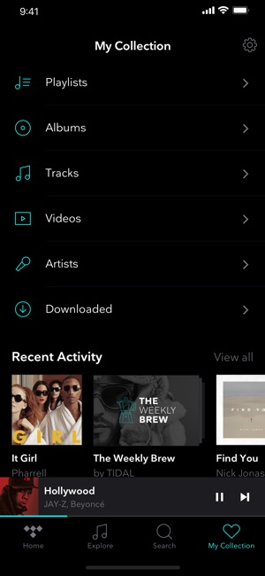 how to download movies to iphone tidal on the app 8612